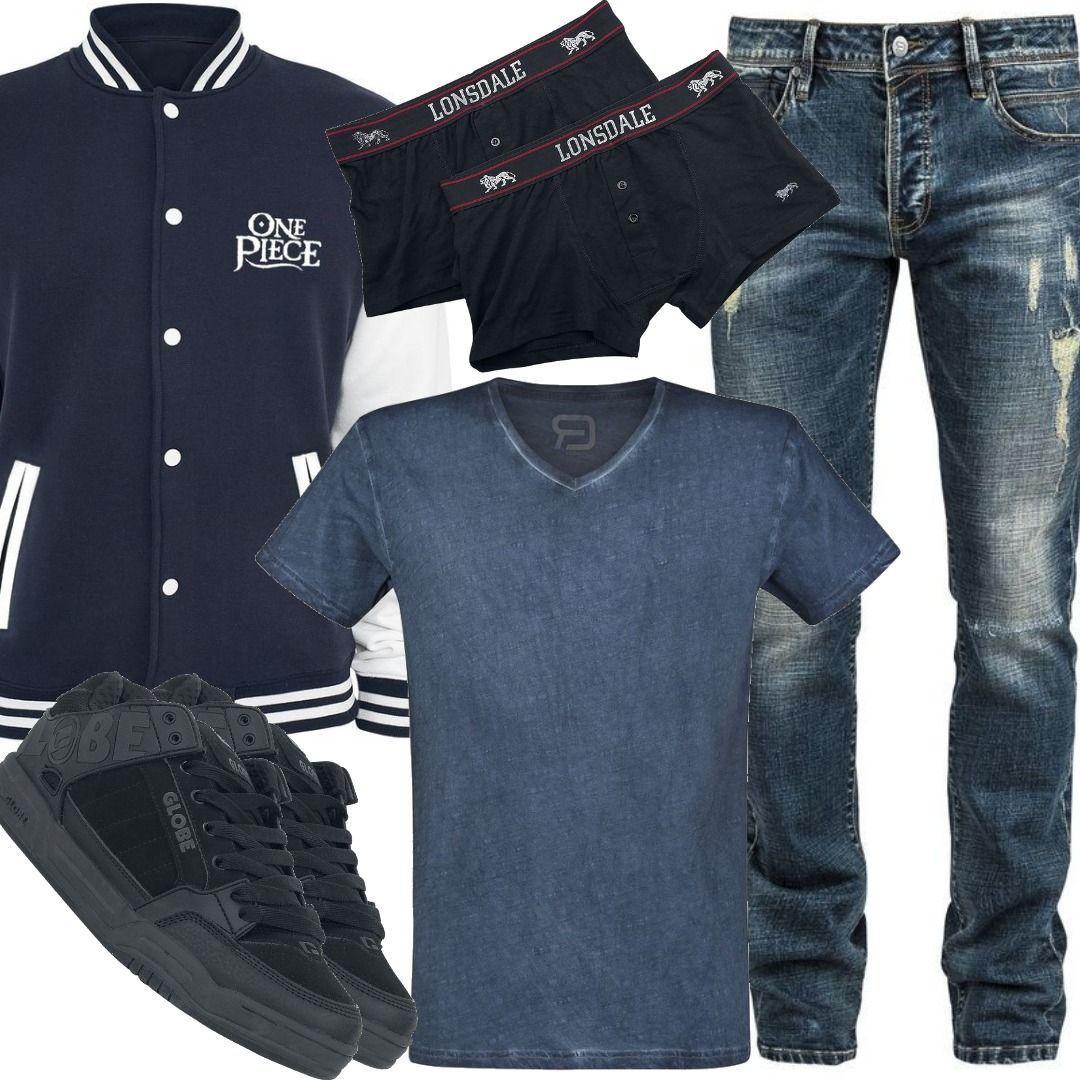 preisreduziert stabile Qualität beliebte Marke RED by EMP- Lenny- Jeans Outfit für Herren zum Nachshoppen ...