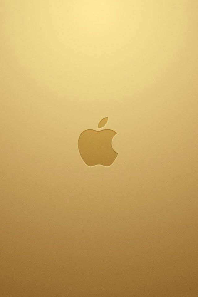 Champagne Gold Iphone Wallpaper Iphone Wallpaper Apple
