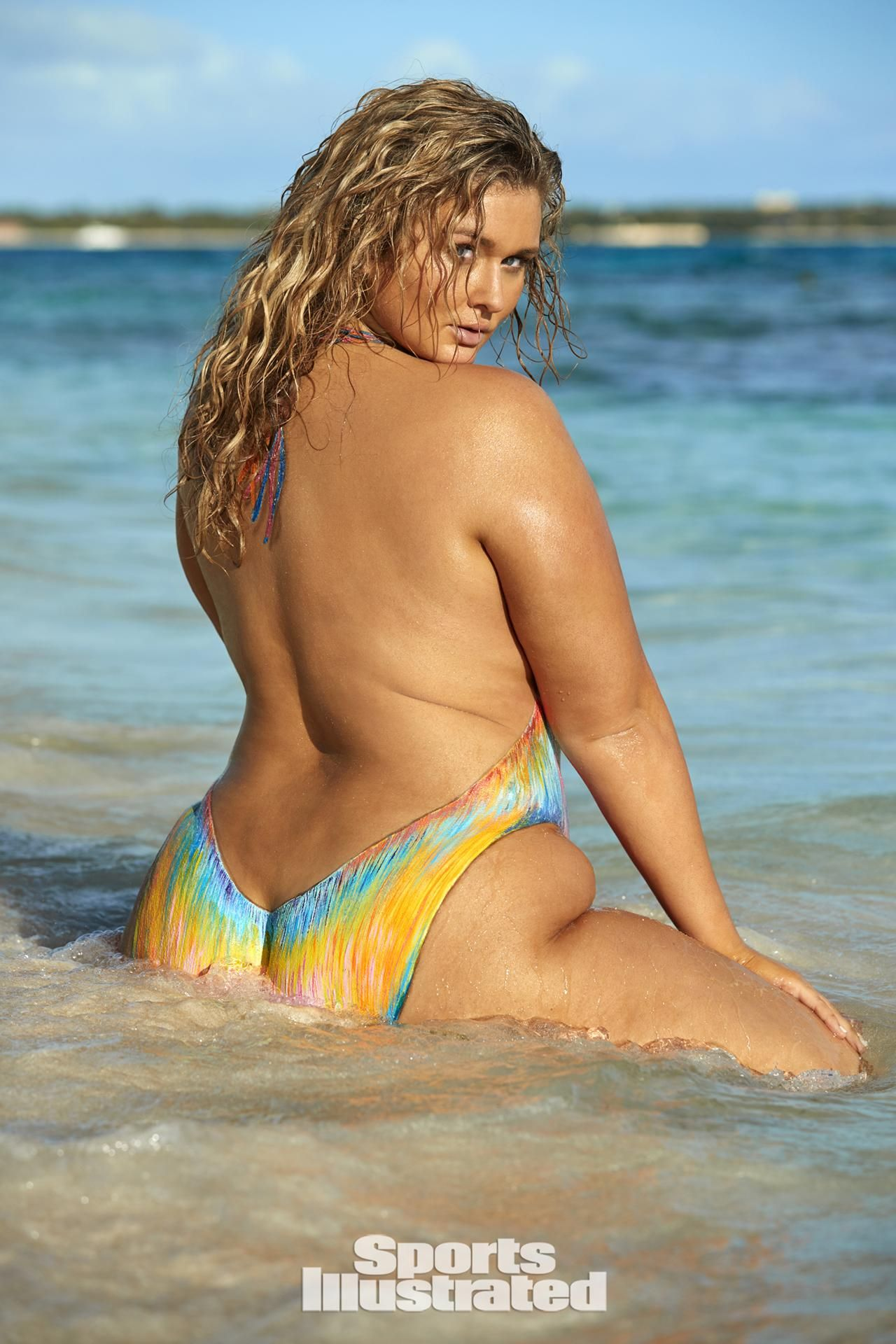 Opinion you Plus size sports illustrated swimsuit model consider, that