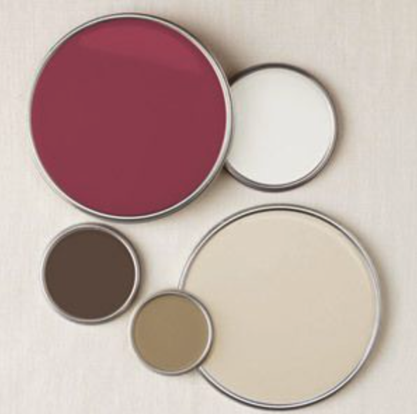 Bedroom Accent Wall Browns And Tans: Burgundy And Browns. Perfect!!!!! In 2020