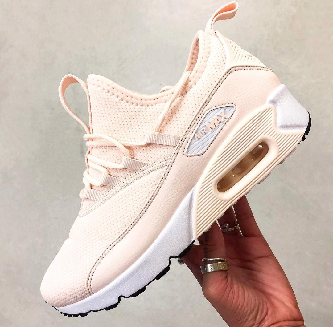 Nike Air Max 90 Ease In Guava Ice The Best Nike Shoes And Most Popular Sneakers Popular Sneakers Nike Air Max For Women Popular Shoes