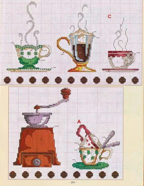 Схемы для выпечки