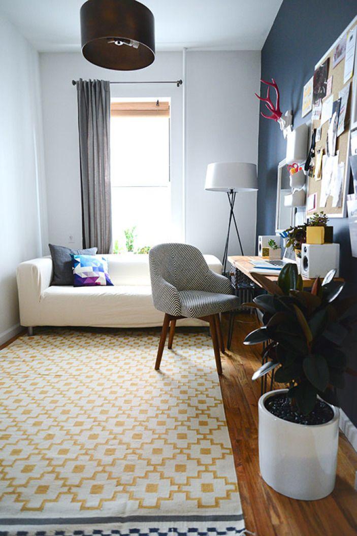 style girlfriend stylish home. Style Girlfriend\u0027s Stylish Home Office Girlfriend Pinterest