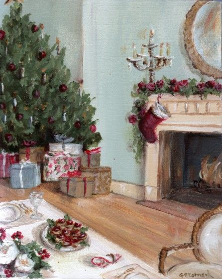 "Gail McCormack, ""Christmas"""