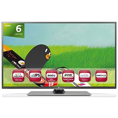 """Televisión smart TV de 42"""" LG 42LF652V 3D #ofertas #regalos #regalar #tienda #madrid #españa"""