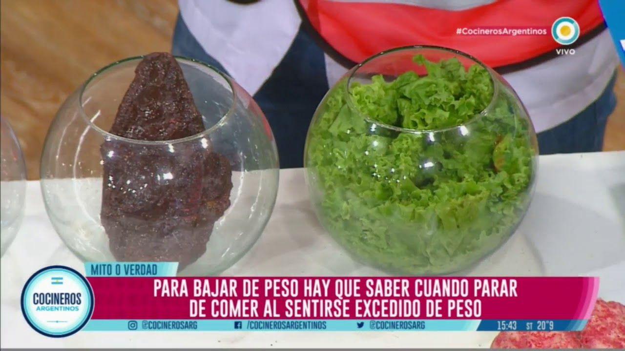 Comidas Saludables Para Bajar De Peso Argentina