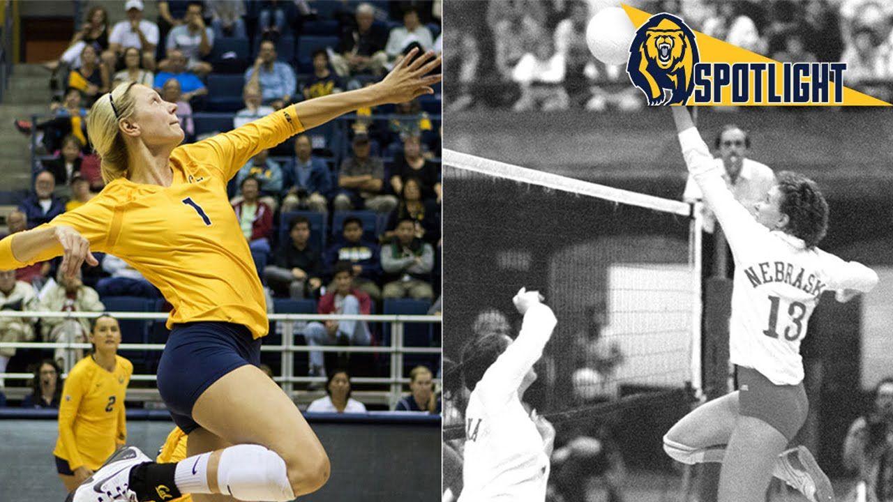 Cal Volleyball Golden Bear Spotlight The Schonewise S Volleyball News Volleyball Golden Bear