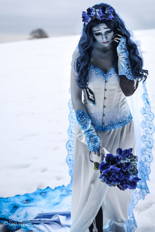Corpse Bride Cosplay http://geekxgirls.com/article.php?ID=8446
