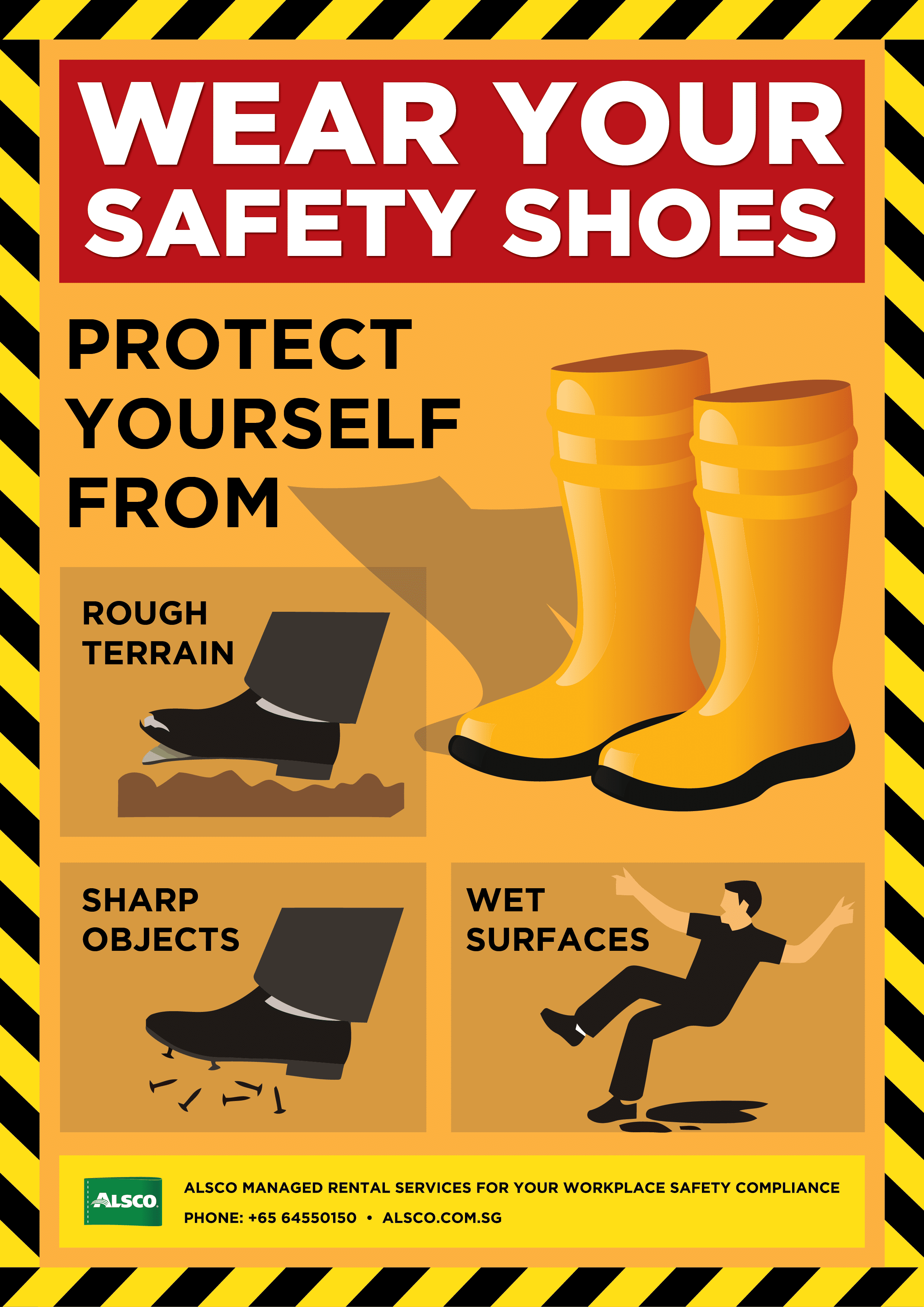 Workplace Safety Posters | Downloadable ... | Safety ...