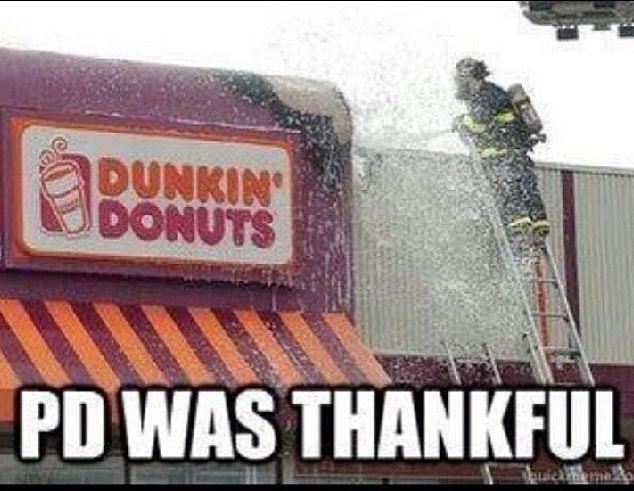 Firefighter Memes Funny Cop Vs