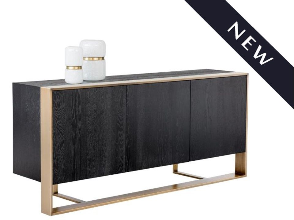 Check Out Our Dalton Sideboard A Distinctly Modern And