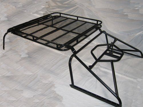 Soft Top Roof Rack System Predator Inc Hummer Parts Accessories Roof Rack Cool Truck Accessories Truck Accessories
