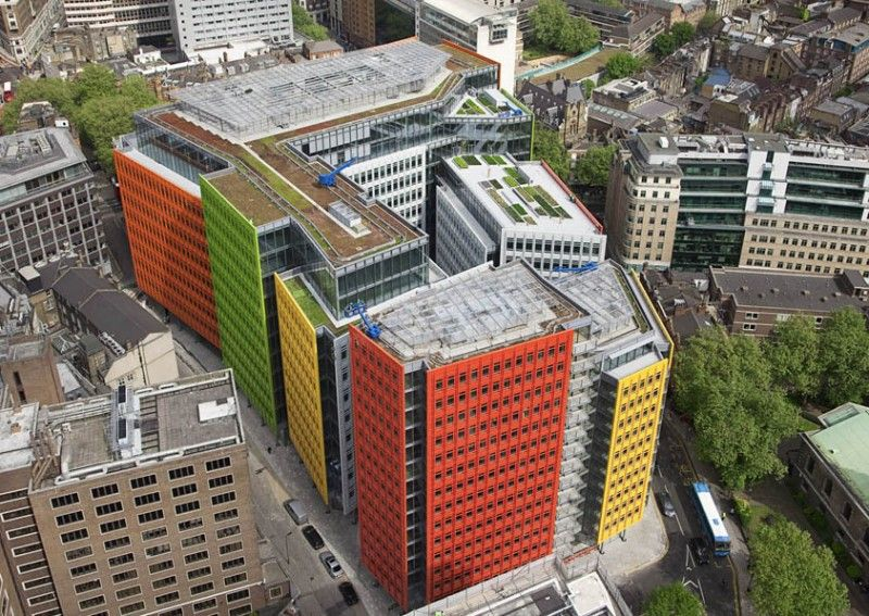 google london offices central st. Central Saint Giles Is A New Type Of Workplace In London That Made Up Google Offices St