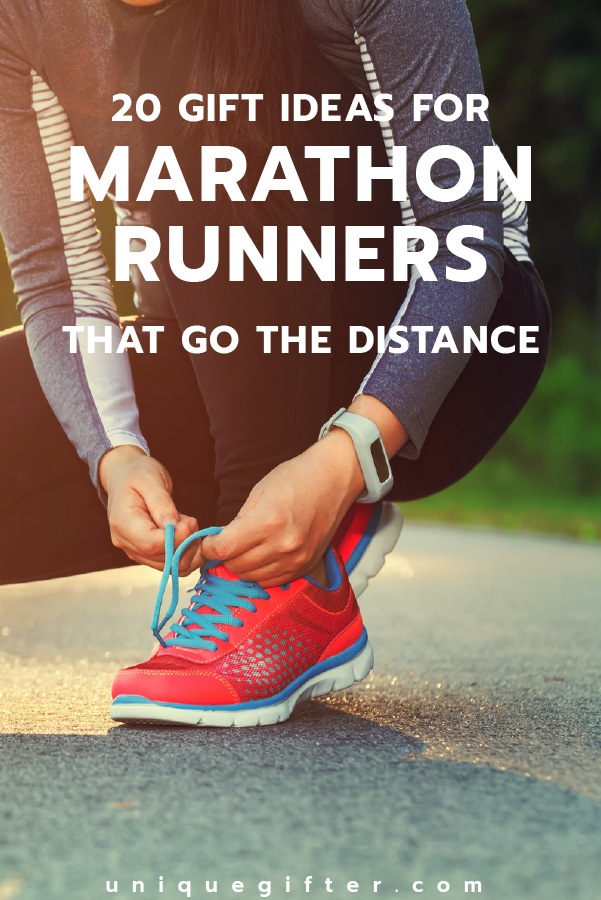 Gift Ideas For Marathon Runners