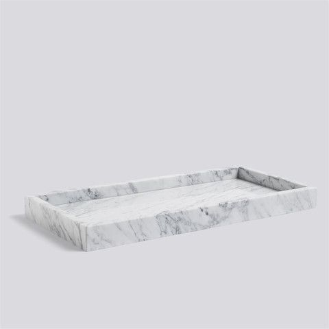 White Decorative Tray Entrancing Hay Large Marble Tray  Wishlist  Pinterest  Marble Tray 2018