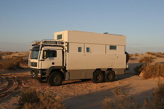 UNICAT makes the sickest RVs in the world | terrestrial vehicles ...