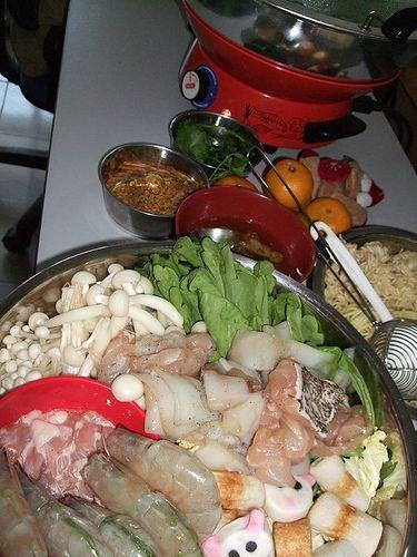 Homemade Chinese Steamboat Recipe Hot Pot Recipe Steamboat Recipe Recipes