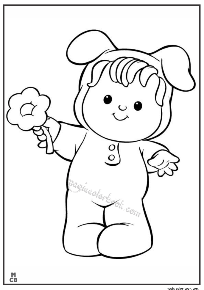 Pin de Magic Color Book en Spring Coloring pages free online ...