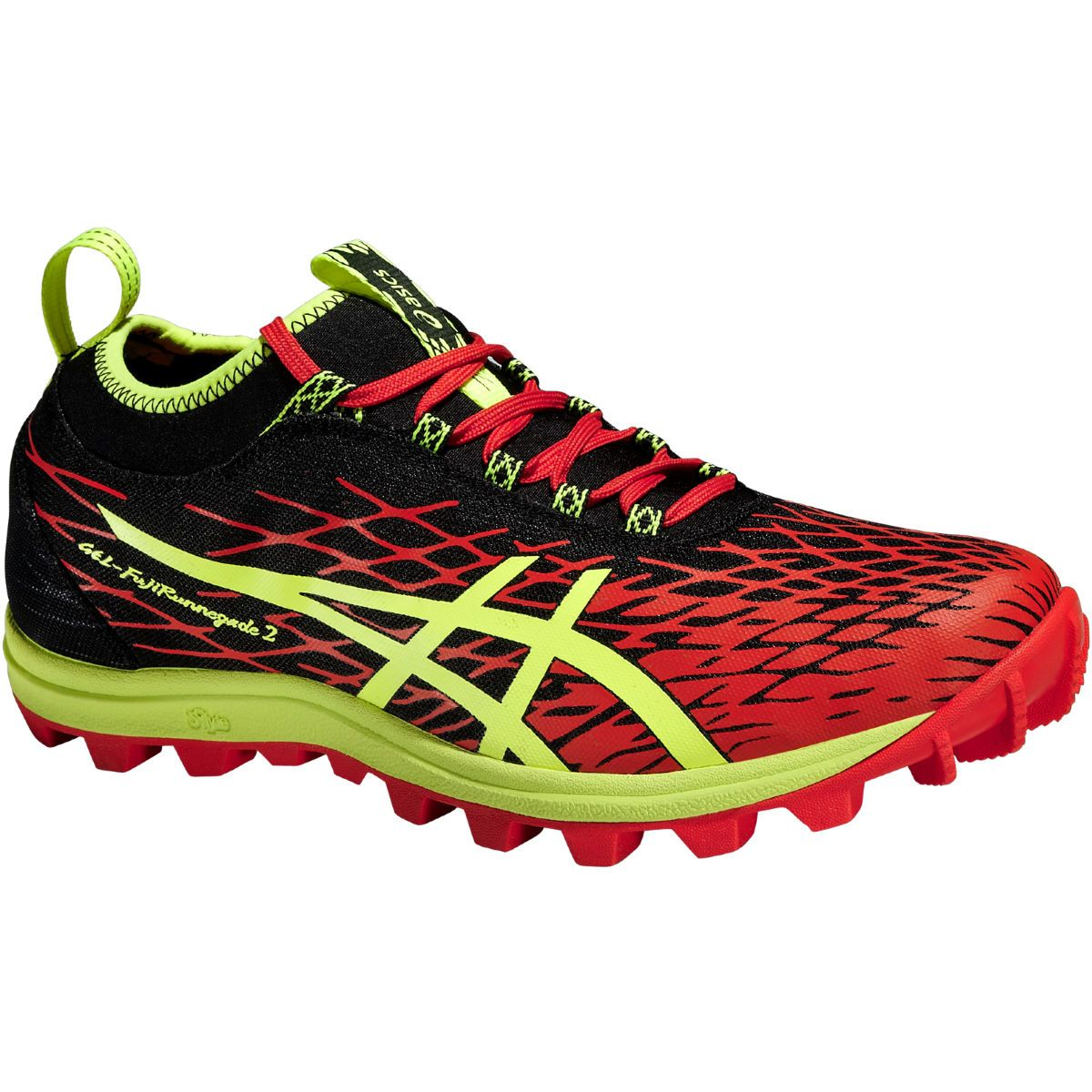 Asics Gel Fuji Runnegade 2 Shoes Ss16 Offroad Running Shoes