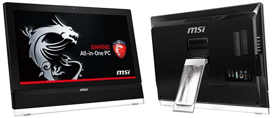 "MSI AG2712 27"" All-In-One gaming computer"
