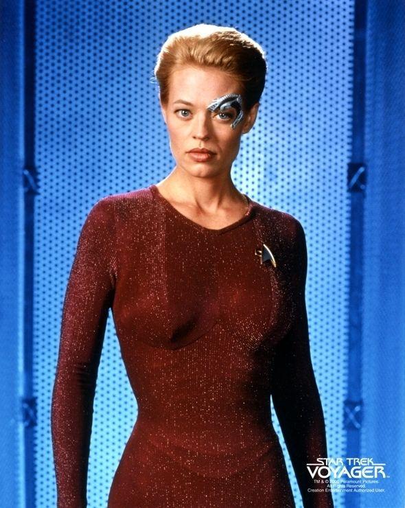 Star Trek Women Photo Seven Of Nine Star Trek Star Trek Series Star Trek Voyager