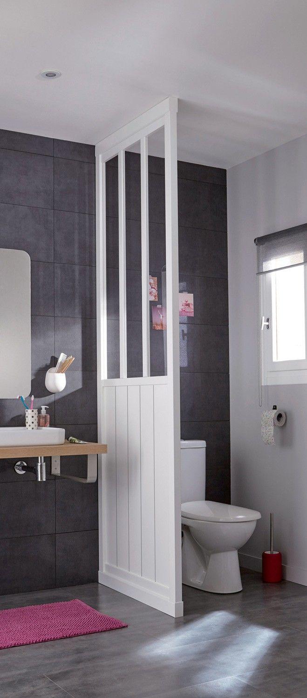 Deco Salle De Bain Blanche Et Grise ~ salle de bains blanc beige naturel gris argent contemporain
