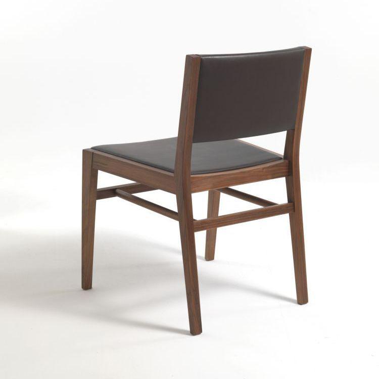 holz leder stuhl nabcd. Black Bedroom Furniture Sets. Home Design Ideas