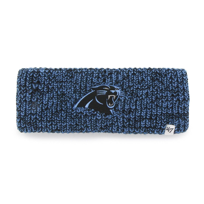 best loved 294c3 af899 Amazon.com : NFL Carolina Panthers Women's '47 Prima Twisted ...