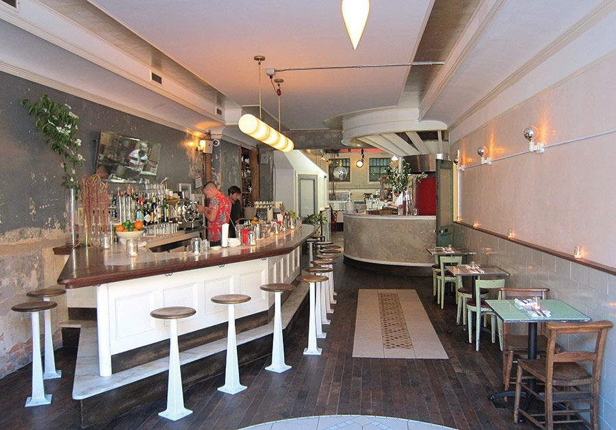 River Styx 21 Greenpoint Avenue In Brooklyn NY Nautical Themed Modern American Seafood