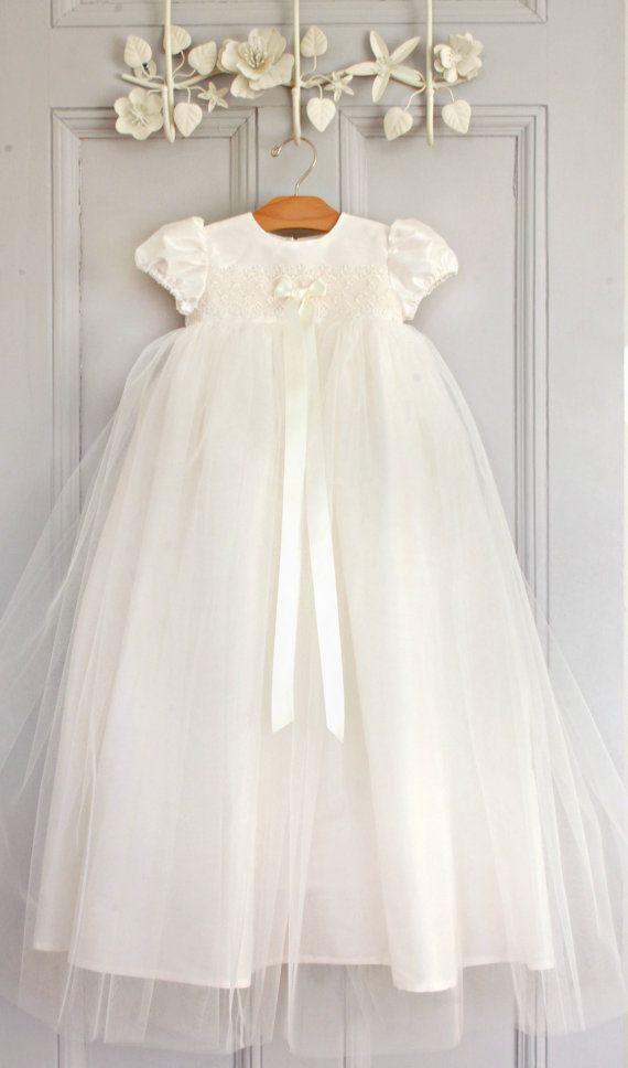1cd3489b32a Christening Gown 'Lola' | CHRISTENING | Pinterest