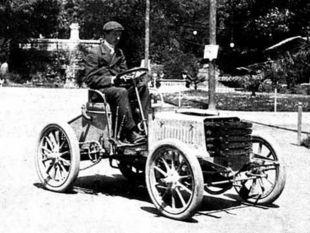 Ettore et Jean Bugatti
