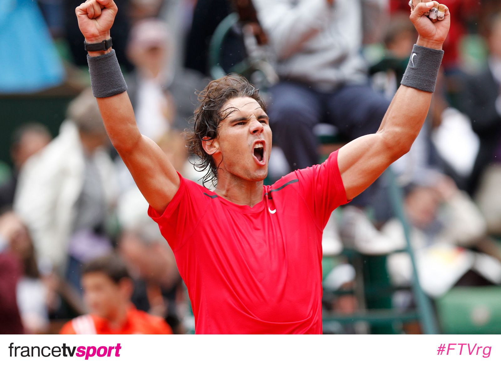 Rafael Nadal arrivera en finale en n'ayant concédé