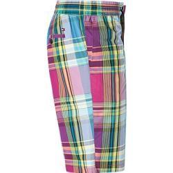 Tommy Hilfiger Herren Hose Shorts, Mikrofaser, multicolour kariert multicolor Tommy Hilfiger