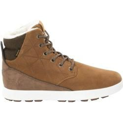 Photo of Jack Wolfskin Waterproof Winter Shoes Women Auckland Wt Texapore High Women 40 Brown Jack Wolfski