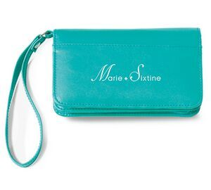 Attract Women to Your Brand with these Hot Promotional Products - the  Wristlet Wallet is a cute giveaway or raffle item for your next women s  conference. a7c20aa650