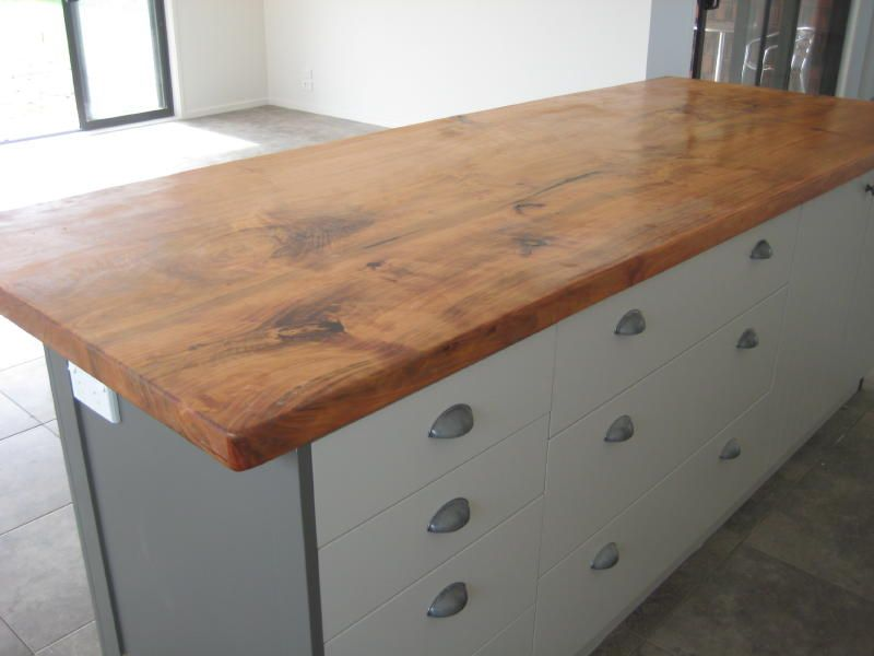 Image Result For Wood Bench Top Kitchens Nz