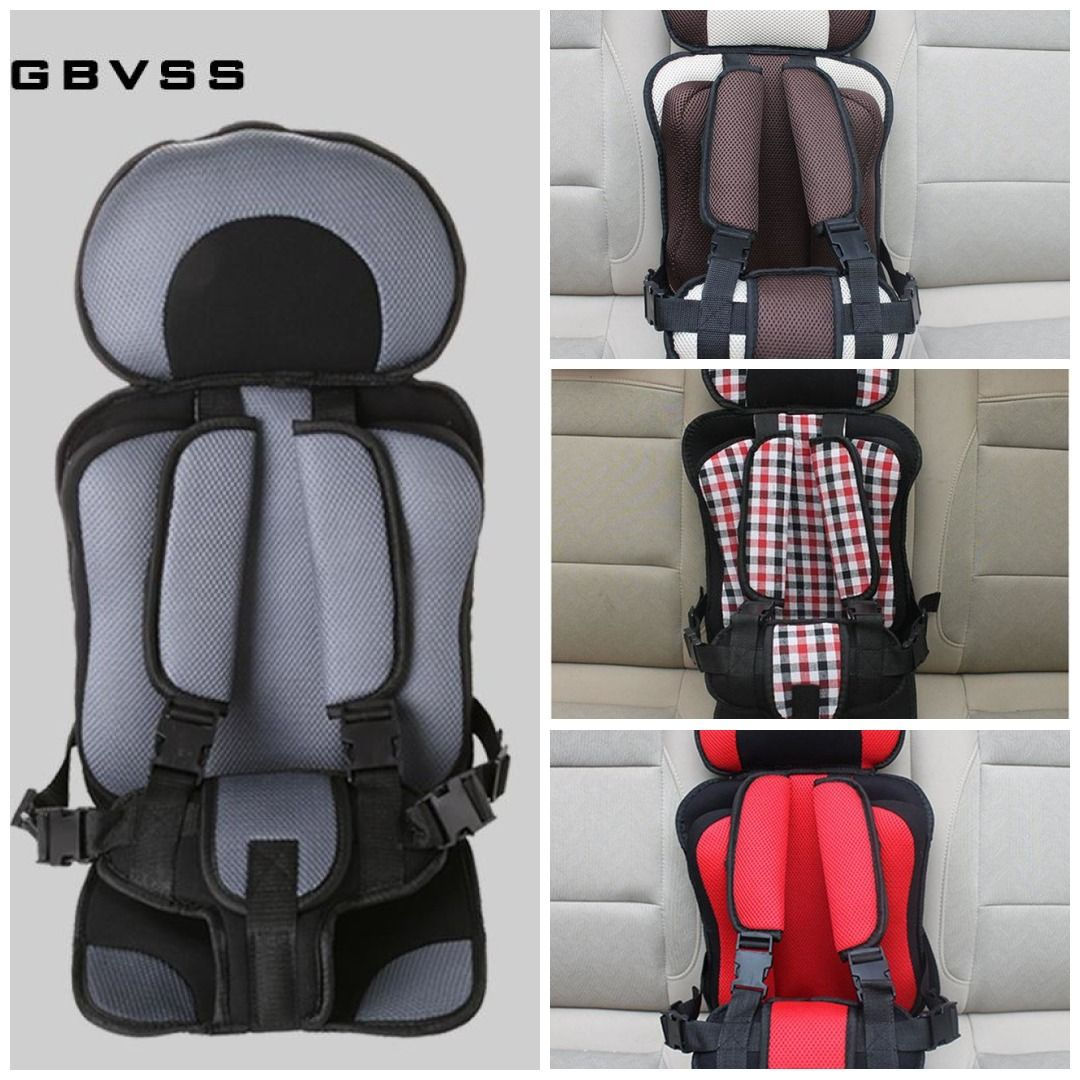 Adjustable Baby Car Seat For 6 Months 5 Years Old