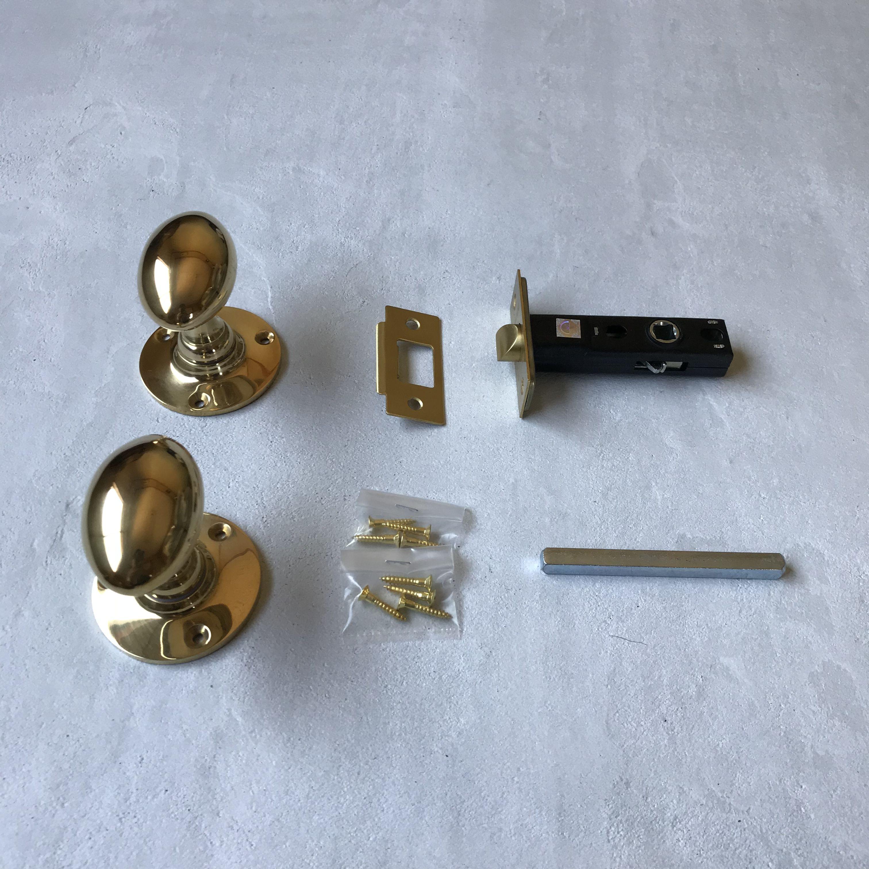 真鍮ドアノブ Type2 ドアノブ ドア レバーハンドル