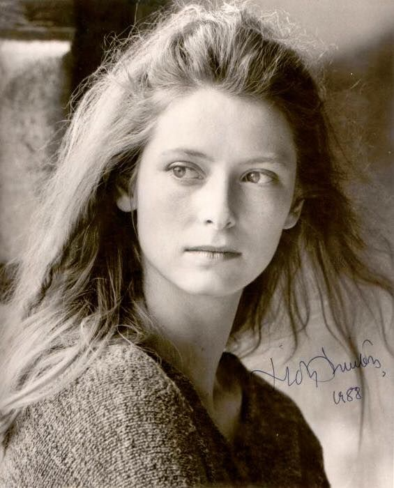 tilda swinton young