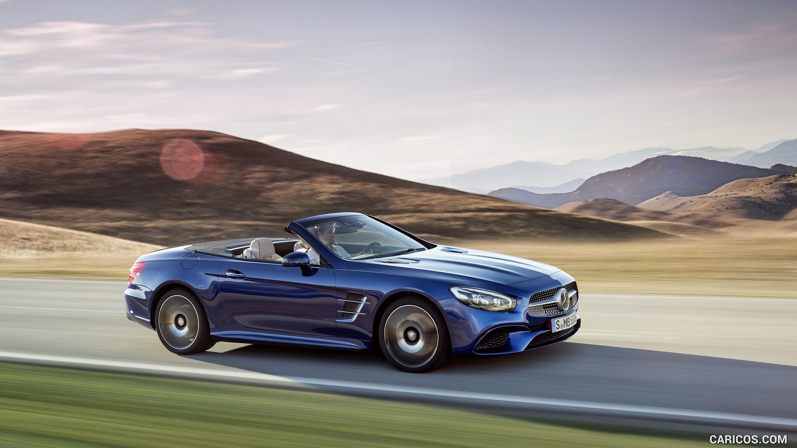 2017 Mercedes Benz Sl Wallpaper