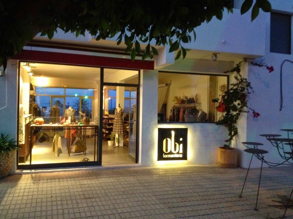 Obi Formentera Shop
