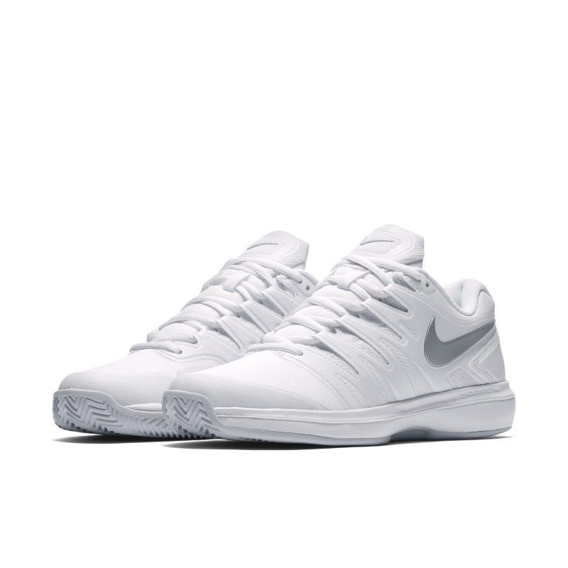Nike Air Zoom Prestige Clay Women S Tennis Shoe White Womens Tennis Shoes Air Zoom Tennis Shoes