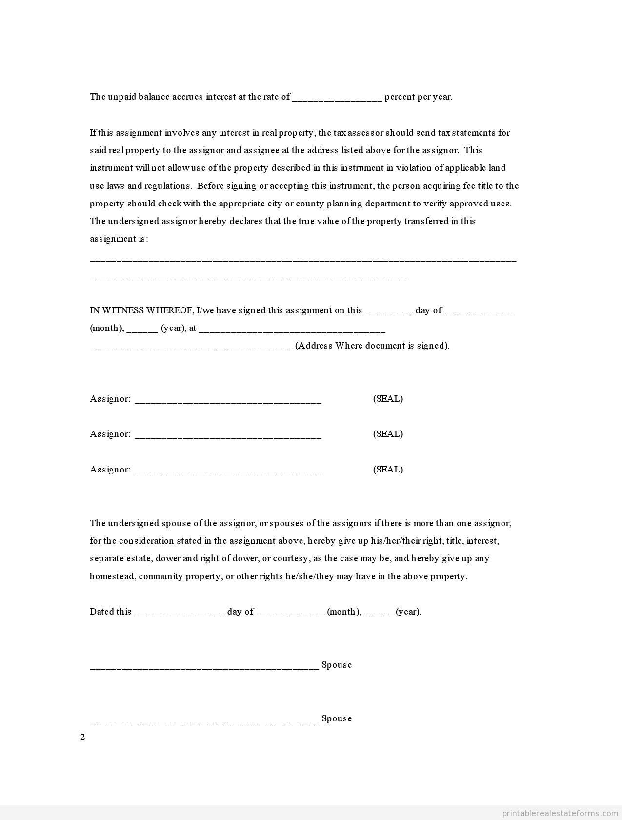 printable assignment joint ownership right of survivorship forms for joint ownership legalshield right of survivorship form right of survivorship forms editable sample blank template
