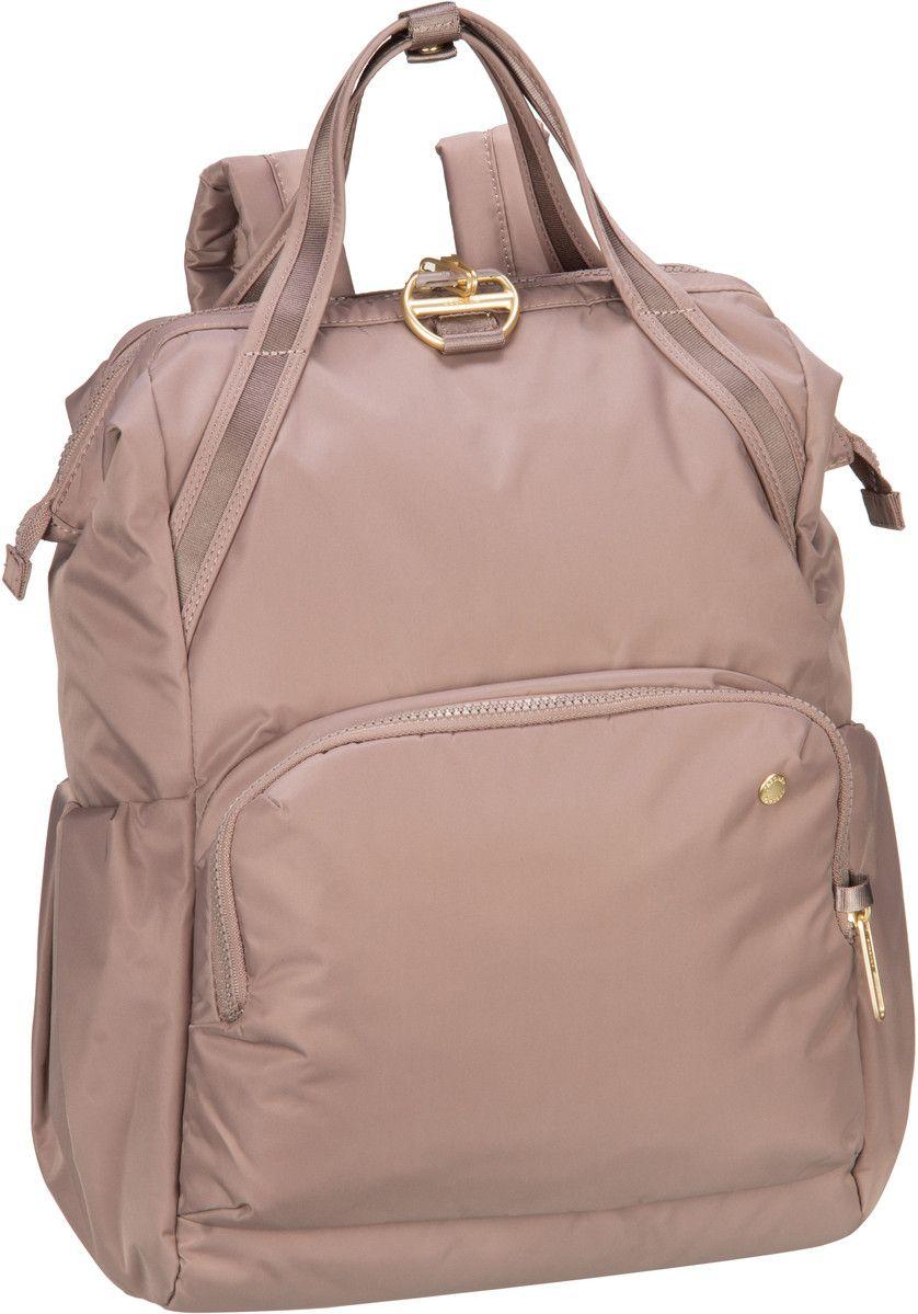 aba683ff73e70 Taschenkaufhaus Pacsafe Citysafe CX Backpack Blush Tan - Laptoprucksack   Category  Taschen   Koffer