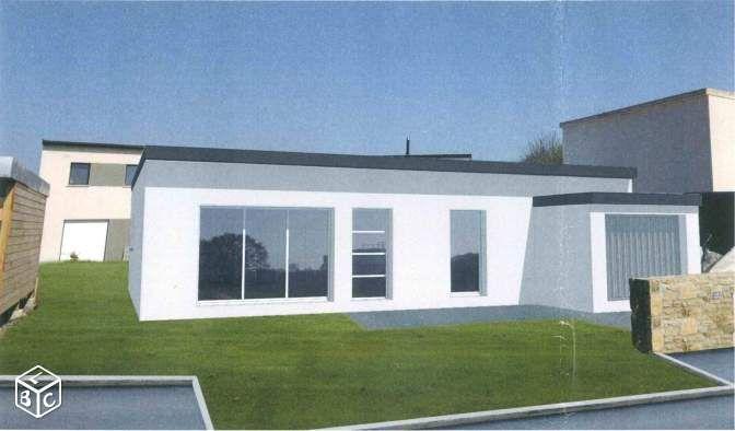 Maison neuve plain-pied à Brest Lambézellec Locations Finistère