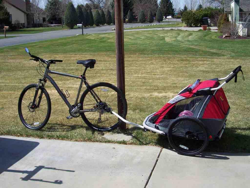 kidarooz bike trailer price better bike trailer for kids pinterest rh pinterest com