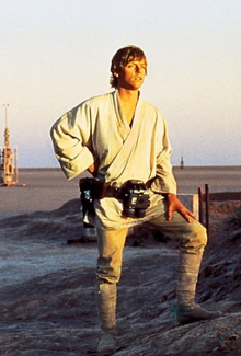 Luke Skywalker Wikipedia Star Wars Canon Star Wars Star Wars Costumes