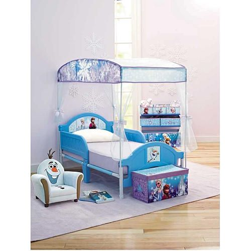 Baby Bedroom In A Box Special: Disney Frozen Room In A Box