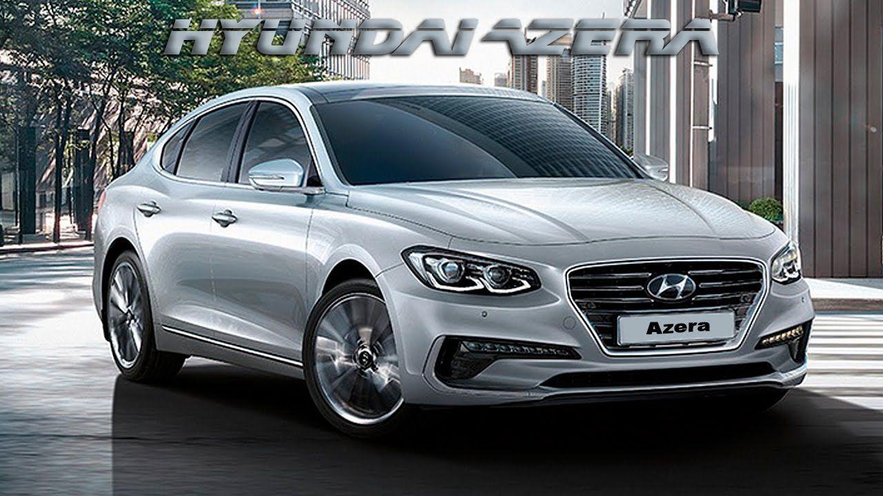 Hyundai Azera 2018 >> Hyundai Azera 2018 Interer I Eksterer Hyundai Azera