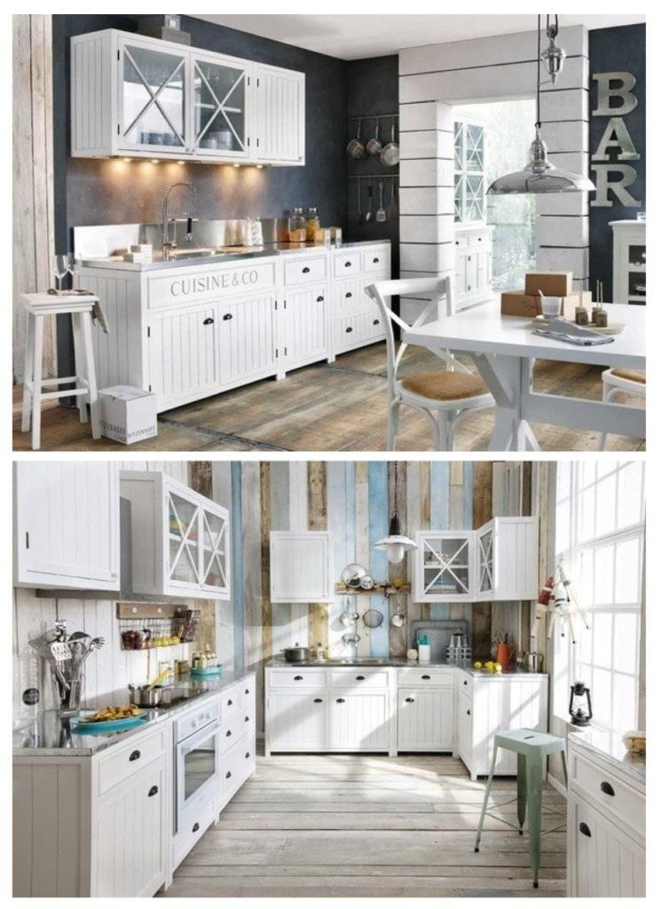 Cucine Maison Du Monde | kitchen | Kitchen, Kitchen cabinets ...